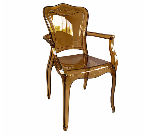 Normal Chair C-031 Ghosty