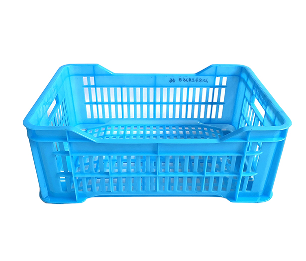 Application of plastic crate and mould in auto parts logistics
