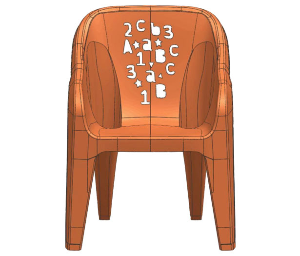 Normal Chair C-086