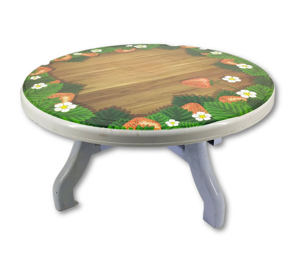 One Piece Table T017